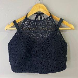 torrid Swim - Torrid size 0 Crochet Swim Top